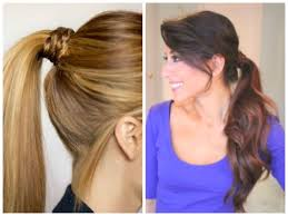Pony Tail Hair Style 5 best hairstyle ideas for work hair world magazine 7466 by wearticles.com