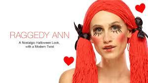 makeup tutorial raggedy ann