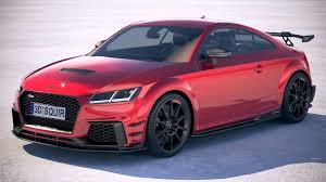 Audi TT RS performance 2018
