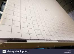 Grid Paper Flipchart Large Sheets Brainstorming Empty Blank