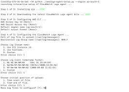 Sending Linux Logs To Aws Cloudwatch Tensult Blogs Medium