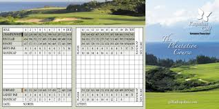 Golf Slope Conversion Chart How To Convert Your Usga Handicap Index To The Number Of