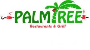 restaurants logo with a palm tree. Wonderful Tree Palm Tree  Restaurants U0026 Grill To Logo With A B