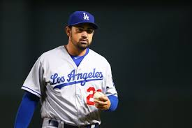 Adrian Gonzalez Is On Top Of The Mets First Base Depth
