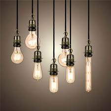 cable pendant lighting. interesting cable hanging lantern pendant light cord cable vintage lamp holder with hook  socket nylon throughout cable pendant lighting
