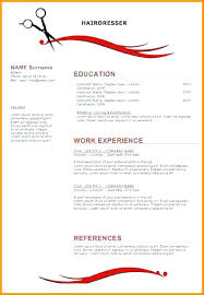 Cosmetology Resume Examples Extraordinary Student Cosmetologist Resume Samples Cosmetology Sample Examples