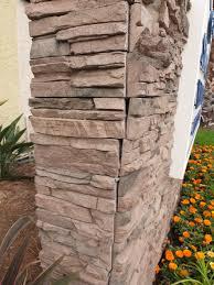 fireplace rock veneer installing barn beam mantel before the stone
