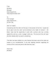 reference letter examples for a job job reference letter samples idmanado co