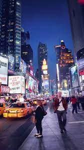 mn64-new-york-street-night-city