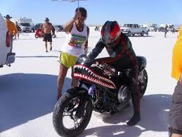 fastest on record americancyclefab com vintage flathead on the salt