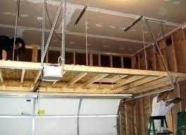 diy garage storage shelves garage ceiling storage garage ceiling shelves best overhead garage storage ideas on