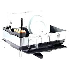 table marvelous dish drying rack 33 kitchen aid drain for bed bath and beyond table marvelous dish drying rack