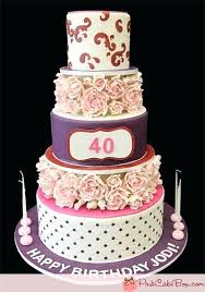 40 Birthday Cake Marylandmanufacturinginfo