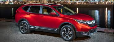 What Are The 2017 Honda Cr V Trim Levels And Features