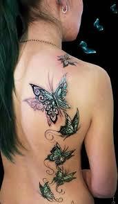 Artist Dimon Taturintattoosbutterflieslove This Tetovani