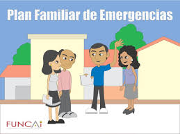 plan de emergencias familiar plan familiar de emergencias ppt descargar