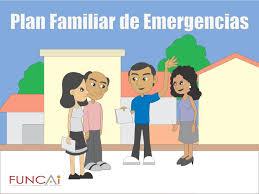 Plan Familiar De Emergencias Ppt Descargar