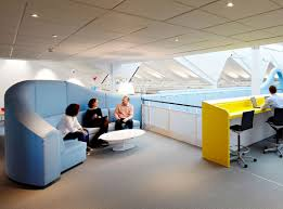 office interior inspiration. Modren Office Elegant Office Design Ideas Apply Brown To The Interiors And Furniture   Interior Inspiration On