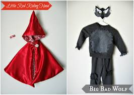 little red riding hood big bad wolf woodsman