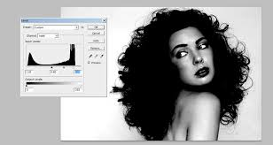Hair Photoshop Advanced Hair Selection Using Channels In Photoshop