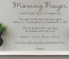 morning prayer god of light spirit of compassion vinyl wall art decal sticker on vinyl wall art stickers with vinyl wall art decal sticker wall arts wall graphics wall quotes