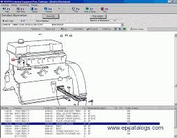 Spare parts catalogue Toyota Industrial Equipment
