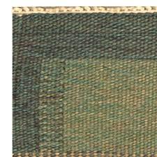 vintage swedish flat woven rug bb by doris leslie blau