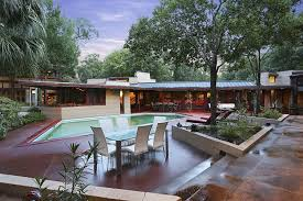 Small Picture Frank Lloyd Wright midcentury modern in Houston Mid Century