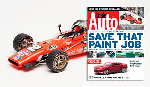 new model car kit releasesScale Auto Magazine  For building plastic  resin scale model
