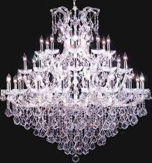 terrific maria theresa chandelier at james r moder 91770s22 crystal grand thrity seven