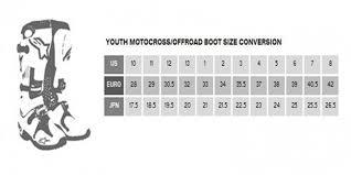 Alpinestars Youth Size Chart Bedowntowndaytona Com