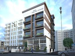 Aanand Hotel Hotel Grand Anand Exterior Design Shyam Clement