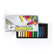 Basic Koss Chalks 88012577123 International Pastel Soft