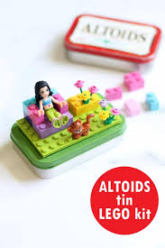 altoids tin lego kit a cute diy toy for kids great for travel or