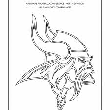 Nfl Logo Coloring Sheets With Cool Coloring Pages Nfl Teams Logos