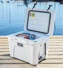 yeti tundra cooler warranty marine