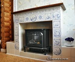 Decorative Tiles For Fireplace Fireplace Decorative Tiles 6