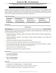 100 Qa Resume Objective Self Employed Massage Therapist