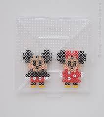 Perler Beads Mickey Mouse Designs Disney Perler Beads Mobile Perler Bead Disney Melt Beads