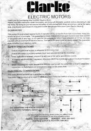 clarke motor wiring diagram clarke image wiring wiring diagram clarke motor wiring image wiring on clarke motor wiring diagram