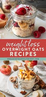 weight loss overnight oats tips
