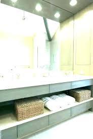 bathroom vanity shelving open shelving bathroom open shelving in bathroom open shelf bathroom vanity rustic open