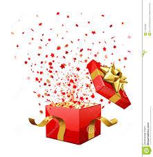 Surprise Images Free Surprise Gift Box Stock Illustration Illustration Of Scatter 17464369