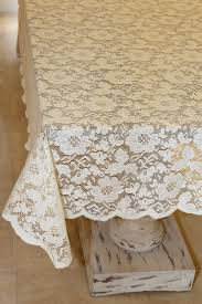 Burlap Round Table Overlays Round White Tablecloths Wholesale Free Image
