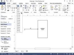 chemical engineering block flow diagrams in microsoft visio chemical engineering block flow diagrams in microsoft visio