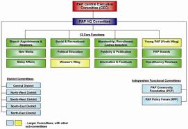 Singapore Power Organisation Chart Singapore Politics