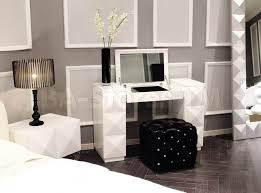 modern makeup vanity table with lights