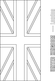 33 Uk Flag Coloring Page Free Coloring Pages Of British Flag