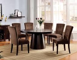 60 inch round dining table set. Photo 1 Of 6 Espresso Pedestal Table Amazing Design #1 Havana Round Set | Versatile 60 Inch Dining I
