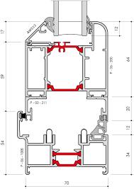 bsf70 cill detail